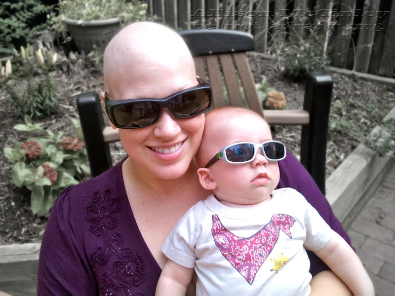 Cancer, Baby, Mom, Lymphoma