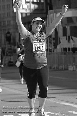 Running while pregnant, Leukemia, Lymphoma, Cancer, Race, Friend